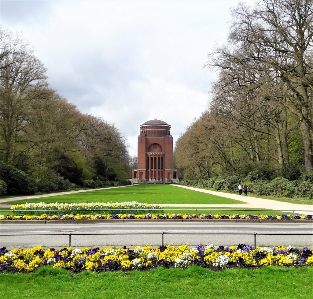 Planetarium Stadtpark Hamburg