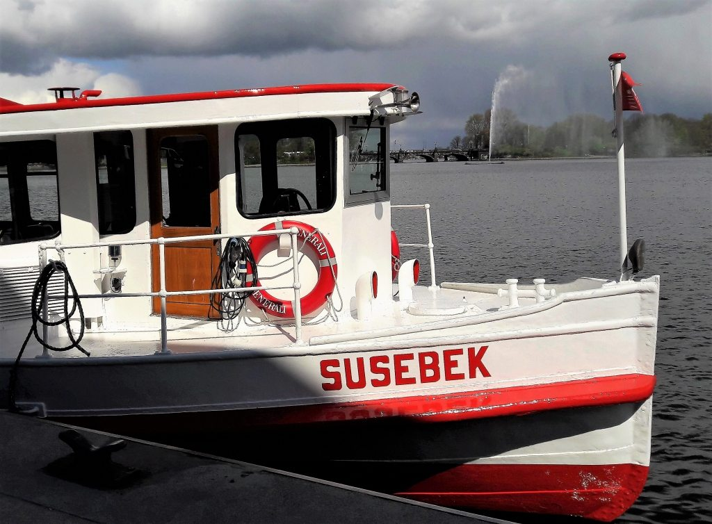 Susebek Alsterdampfer Hamburg