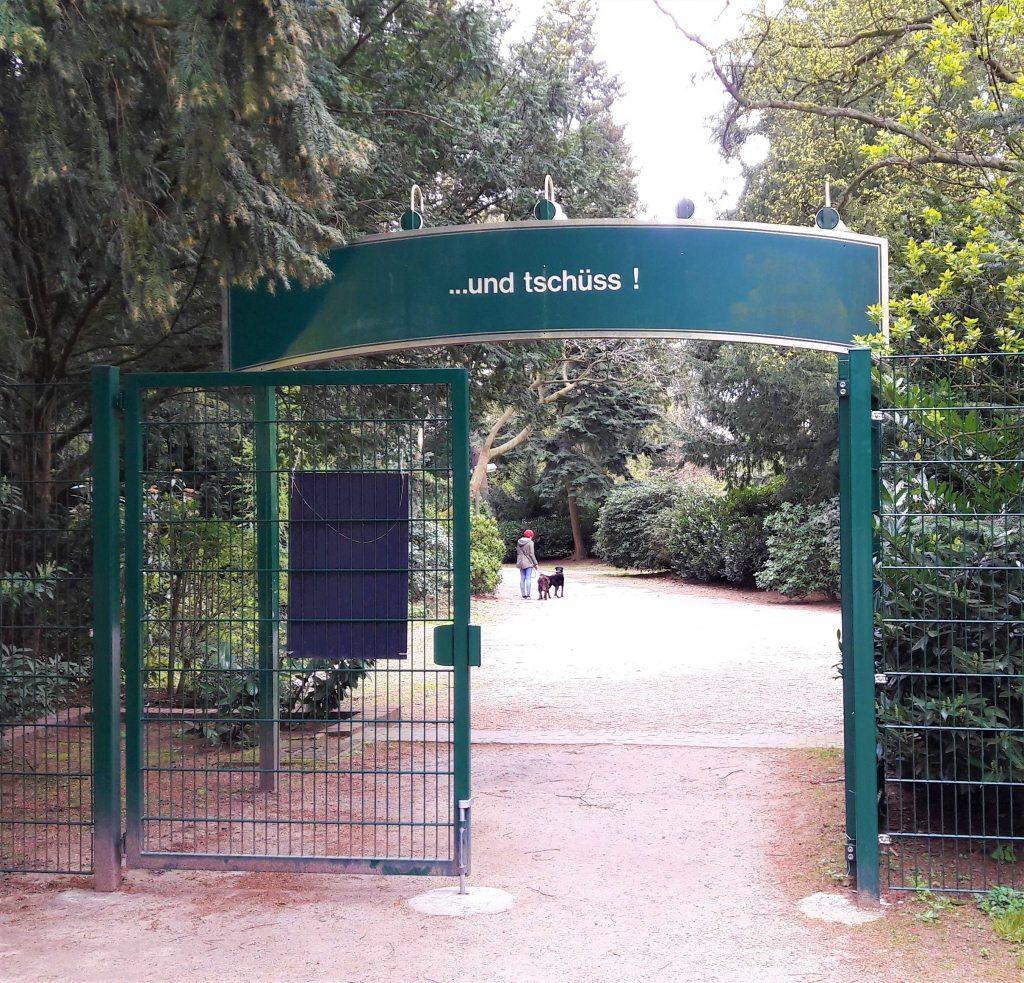 und Tschüss Landhaus Walter Stadtpark Hamburg