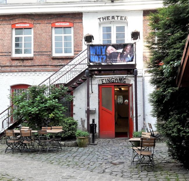Monsun Theater Hamburg Ottensen