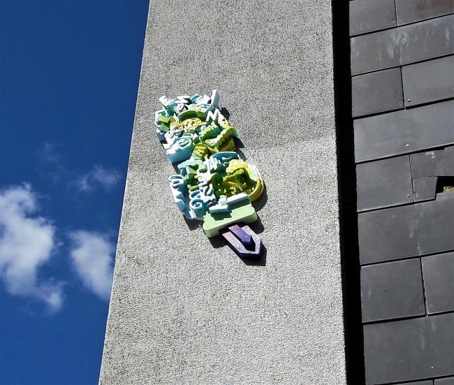 Streetart Hamburg Ottensen