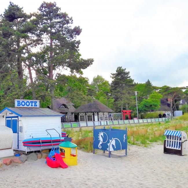 Bootsverleih Ostsee Timmendorfer Strand