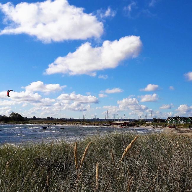 Surfen und Kiten in Hohwacht Ostsee