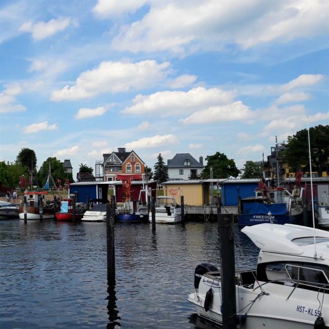 Yachthafen Niendorf Ostsee Timmendorfer Strand