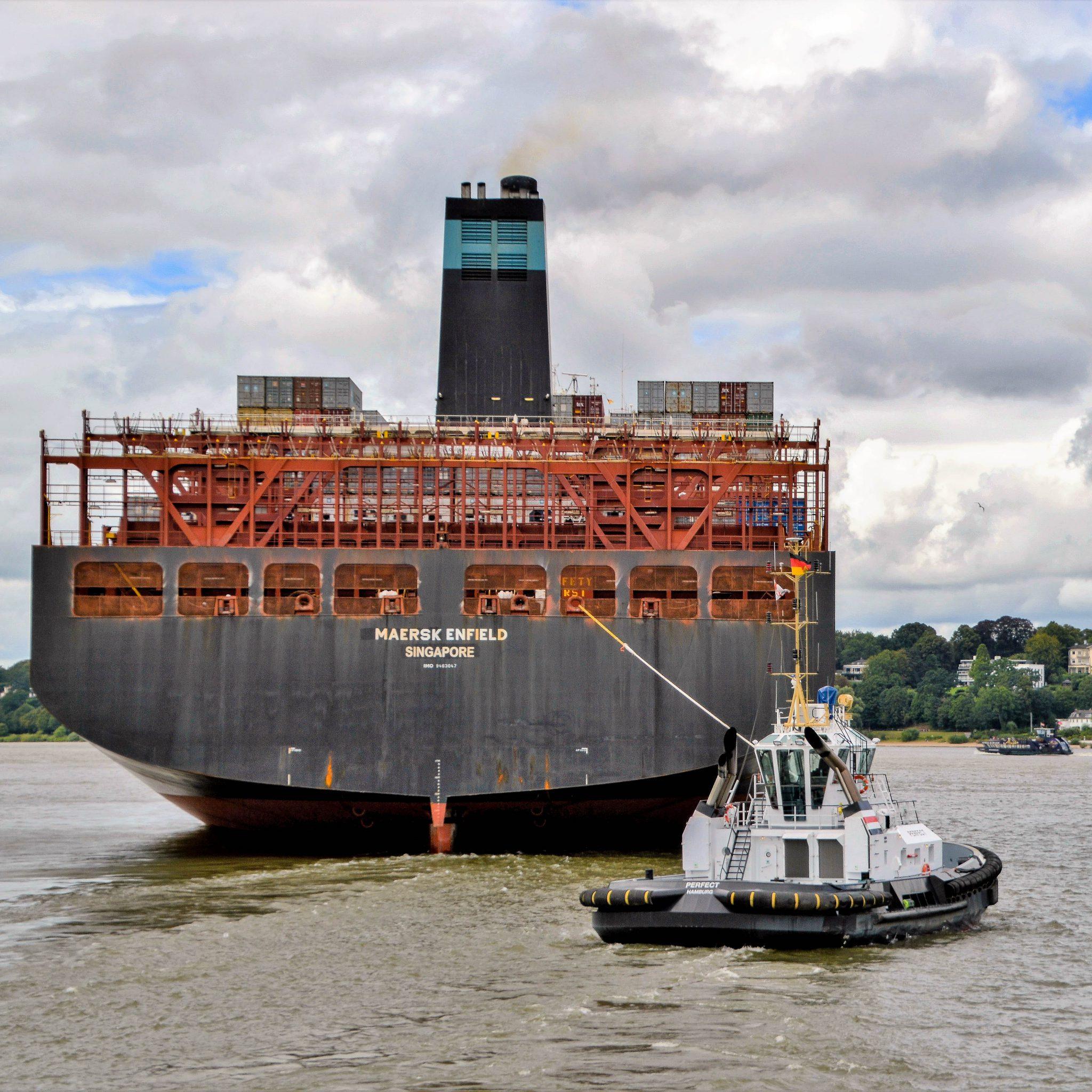 Shipspotting: