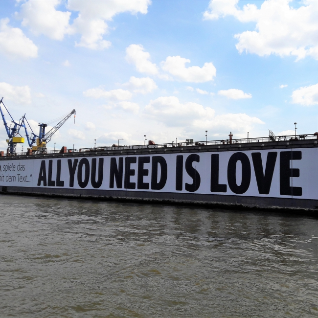 all you need is Hamburg