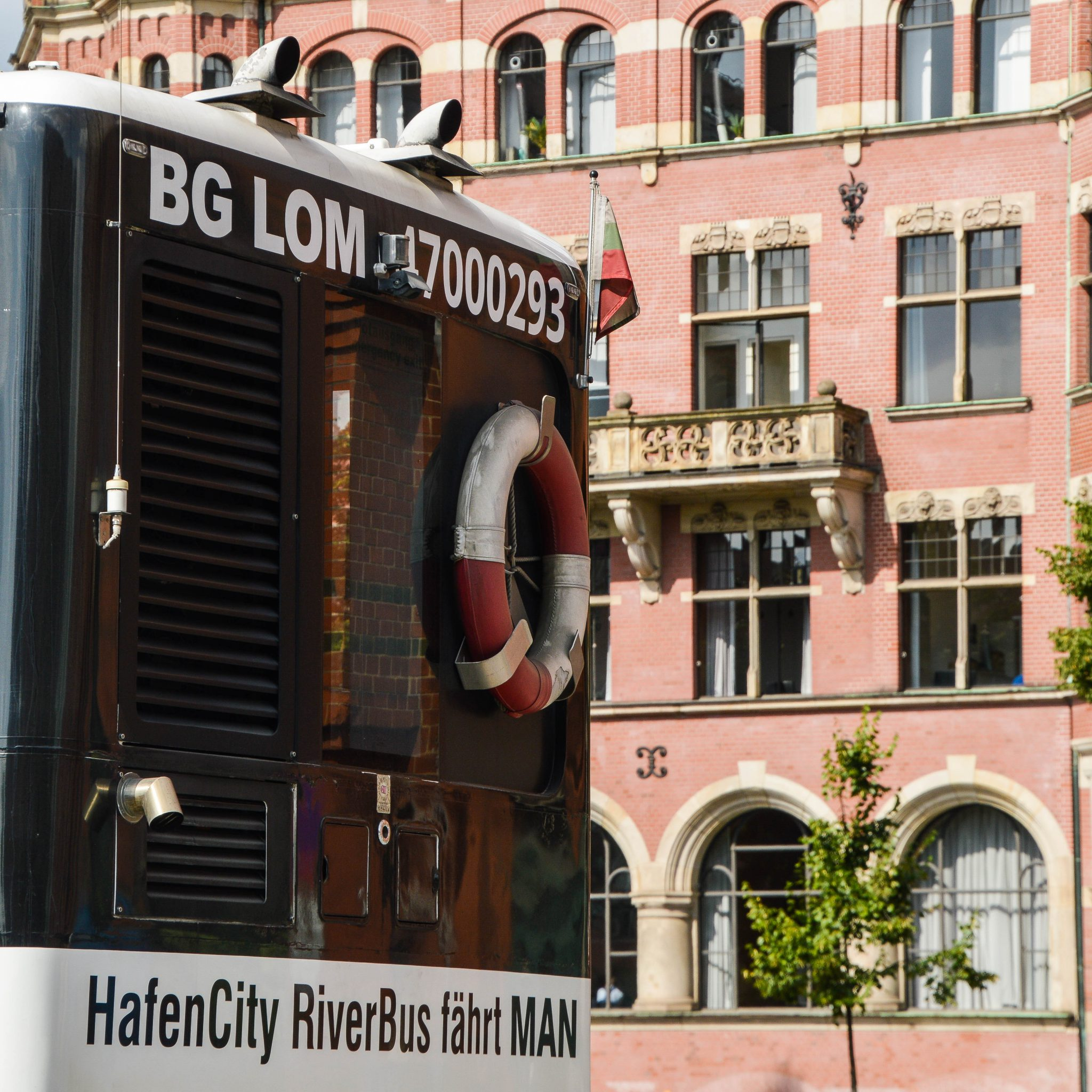 Hafencity Riverbus