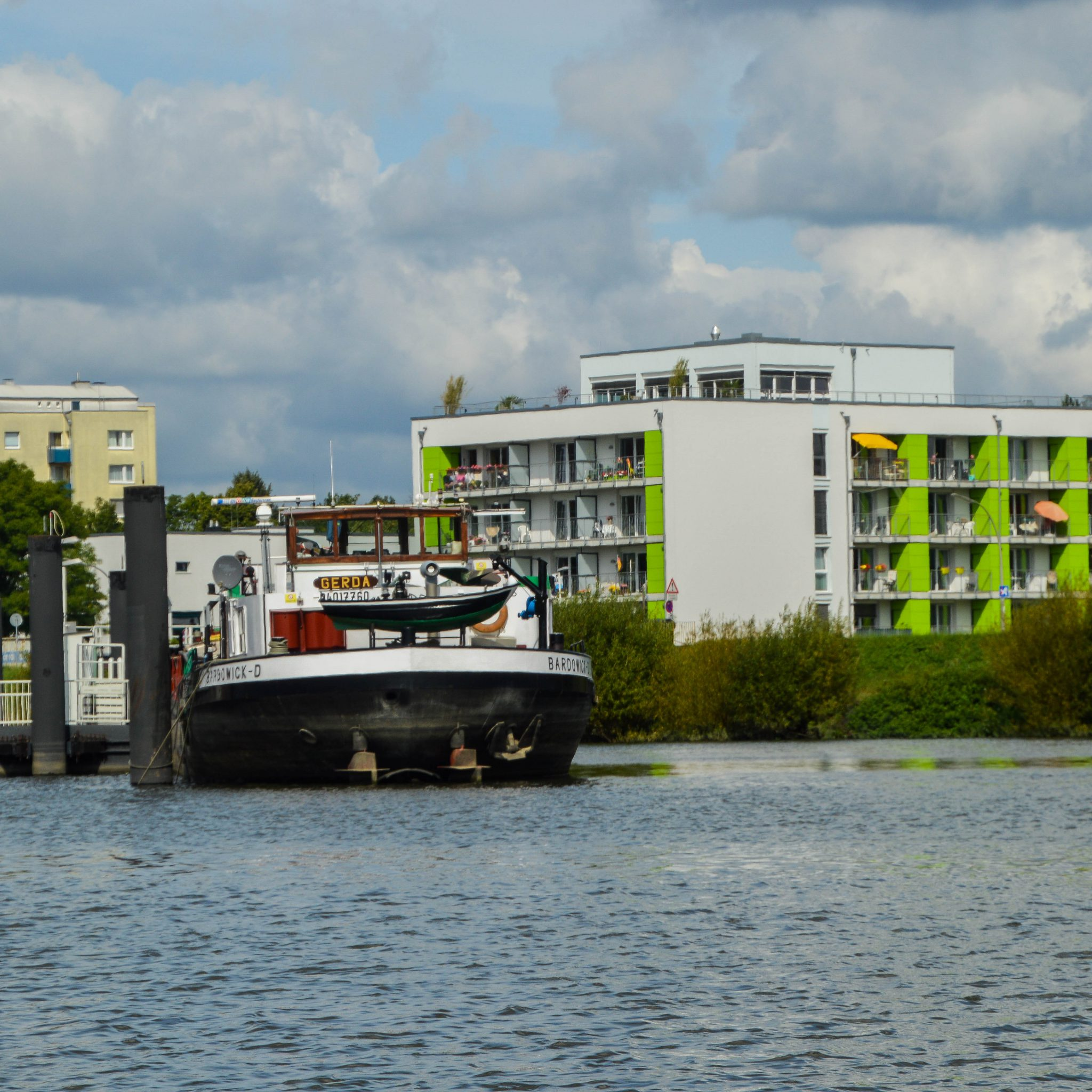 Hafencity Riverbus - Rothenburgsort
