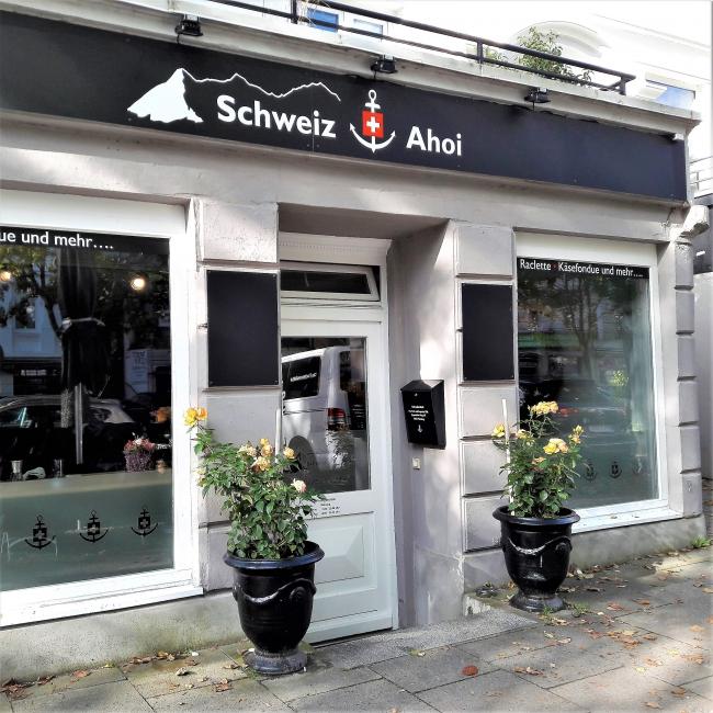 neu in Hamburg Restaurant Schweiz Ahoi Eppendorfer Weg