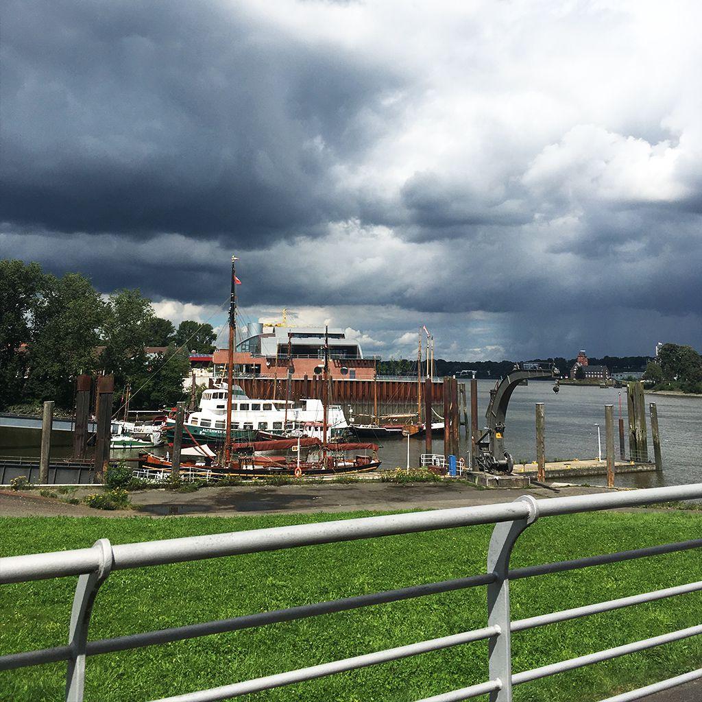 Finkenwerder Kutterhafen