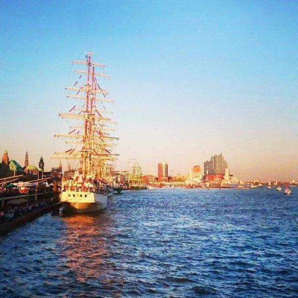 Hafengeburtstag aus dem Jahr 2016