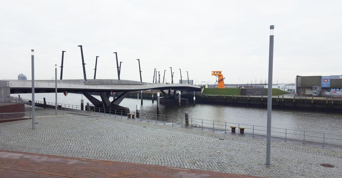 Schöne Aussicht in der HafenCity