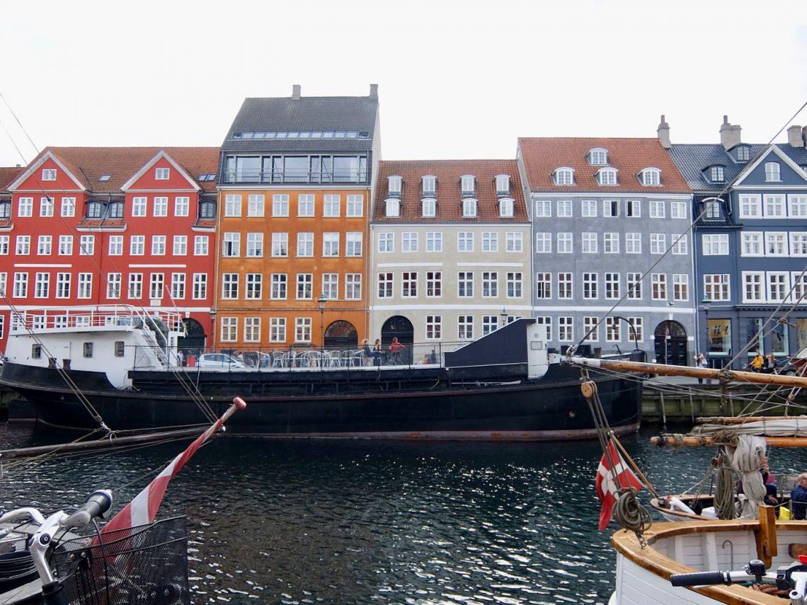 Hamburg vs. Kopenhagen: Nyhavn