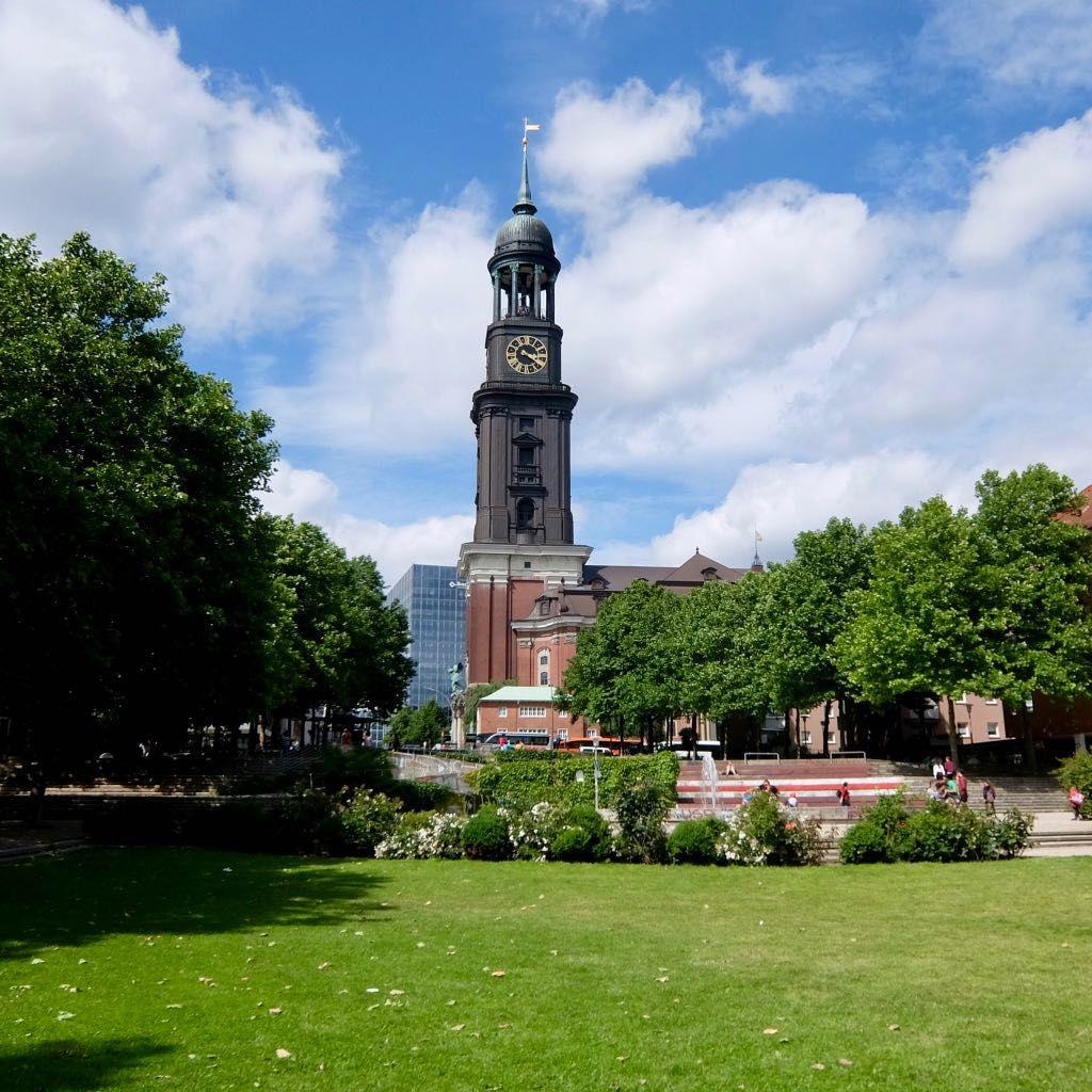 Hygge Hamburg, Parks und Michel