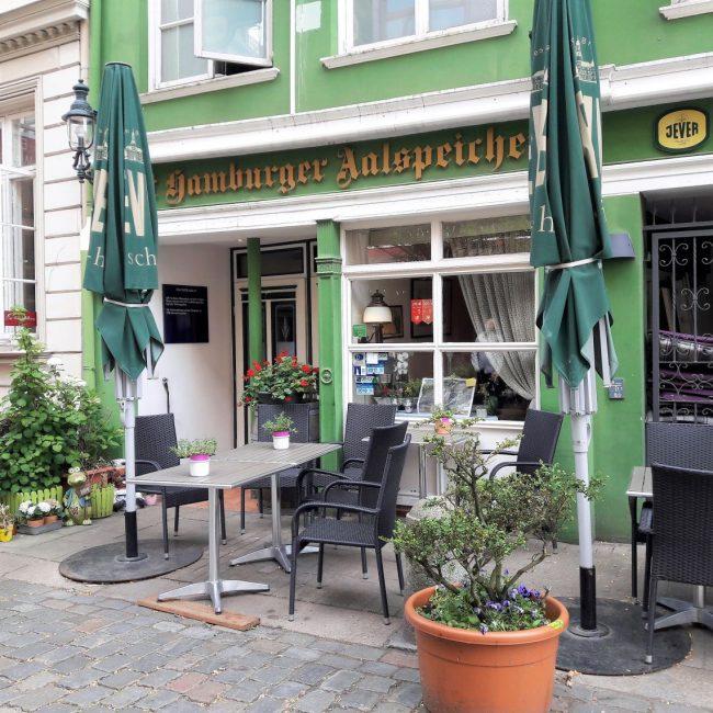 Hamburger Aaalspeicher Deichstraße Hamburg