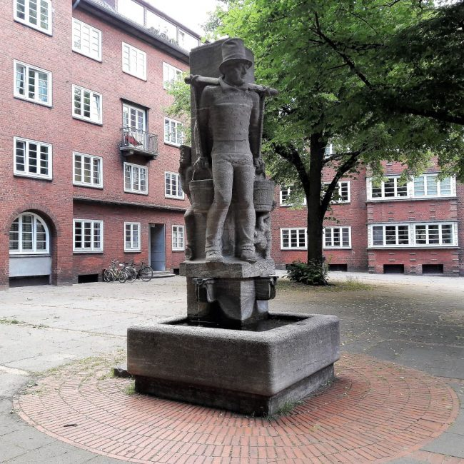 Hummelbrunnen Hamburg