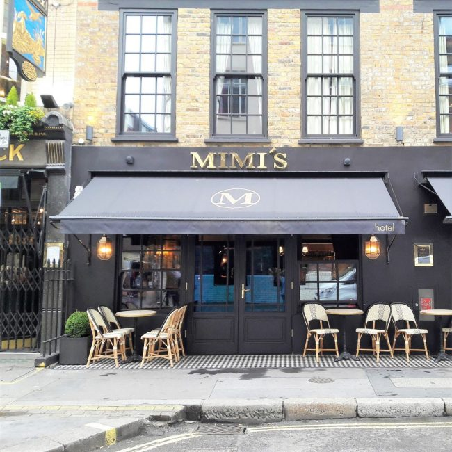 Mimis Soho Boutique Design Hotel London
