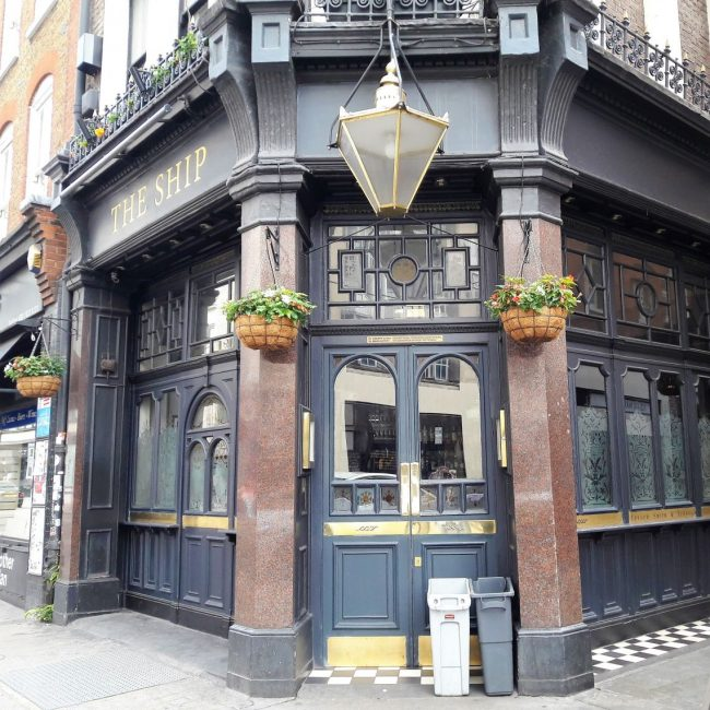 The Ship Pub London