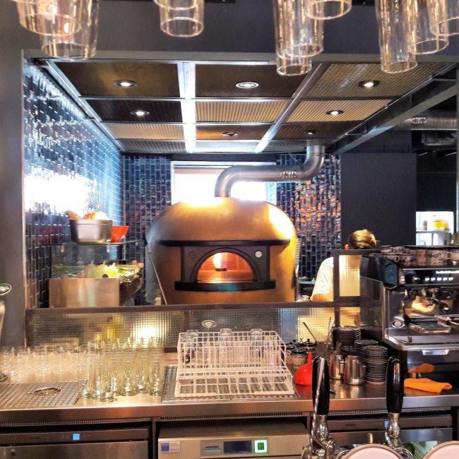 original neapolitanische Pizza Social Club Hamburg