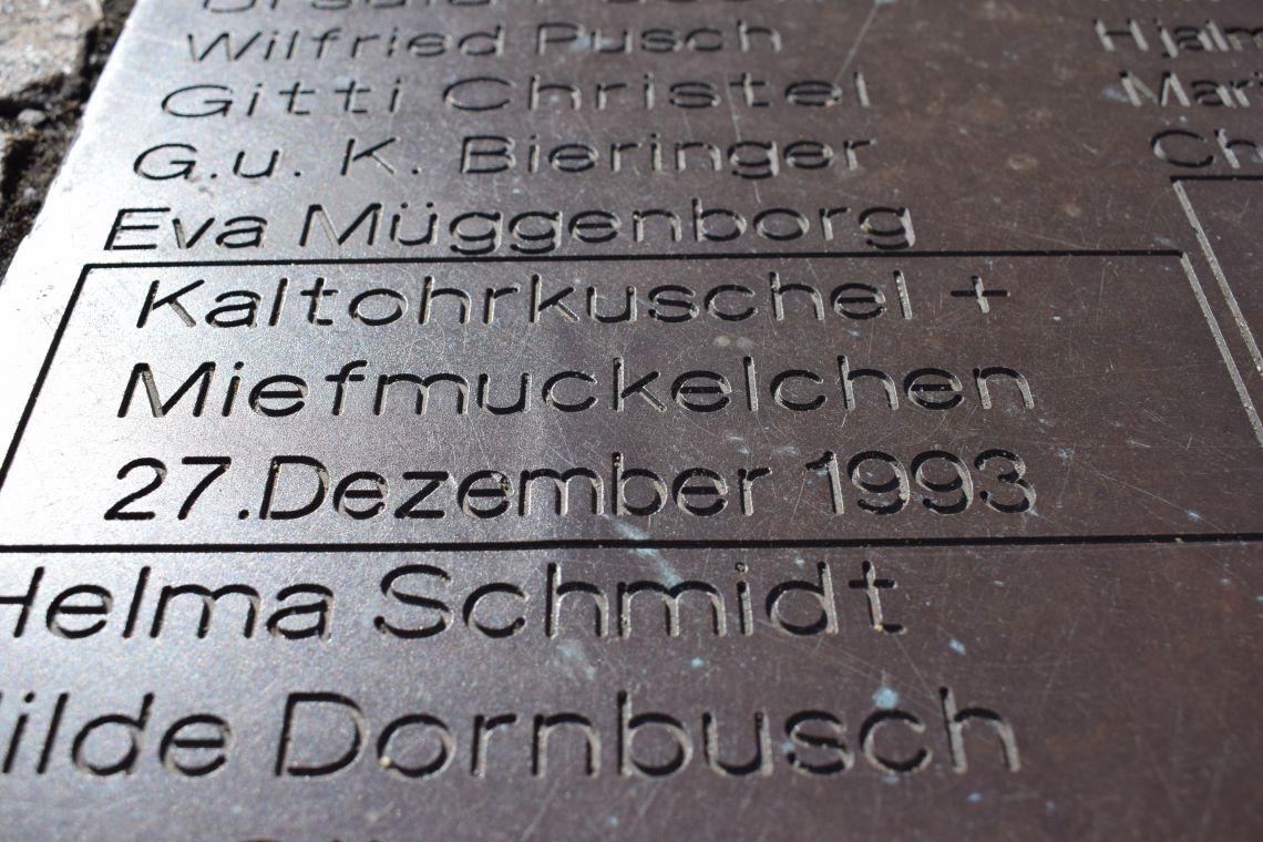 St.Michaelis tafel 29 Hamburg