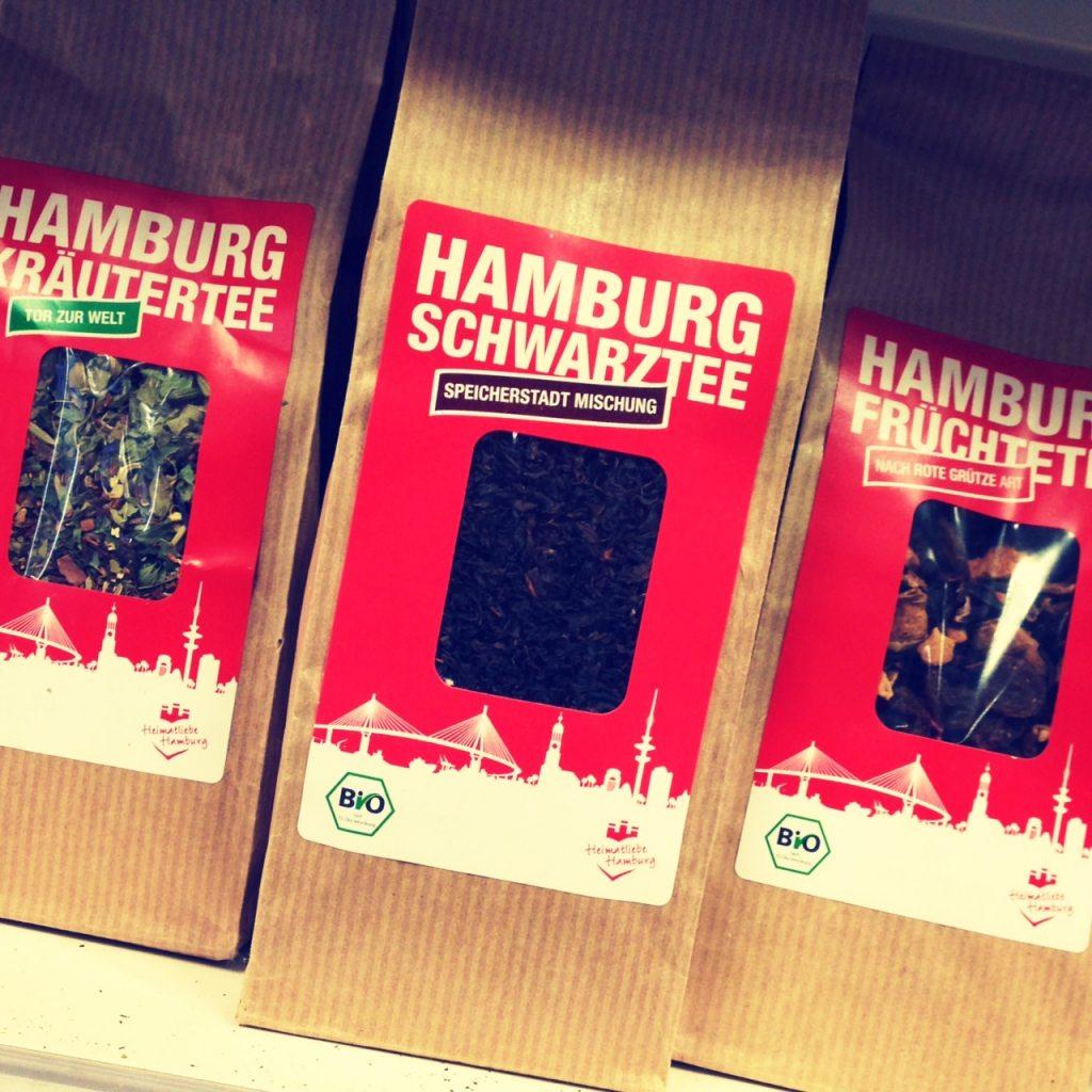 Hamburg Tee