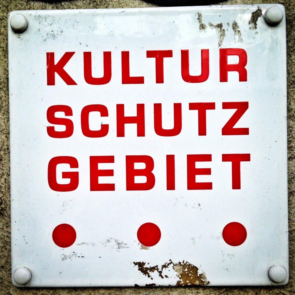 Das Gängeviertel - Kulturschutzgebiet