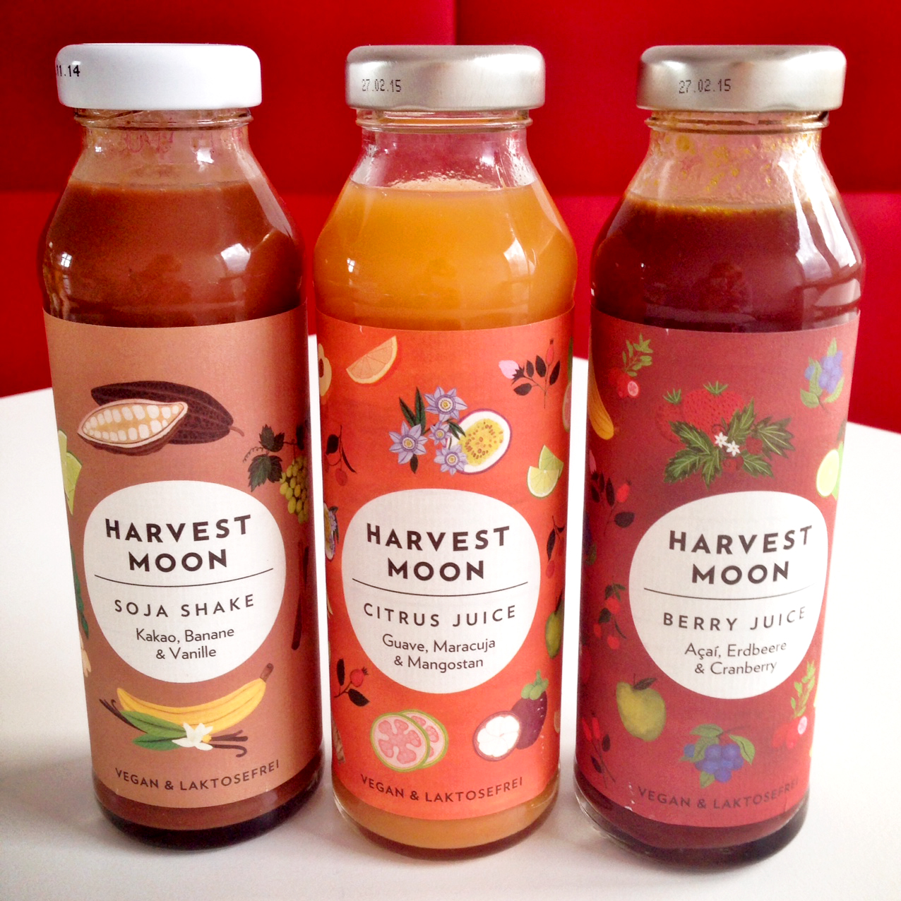 harvest moon soja shakes