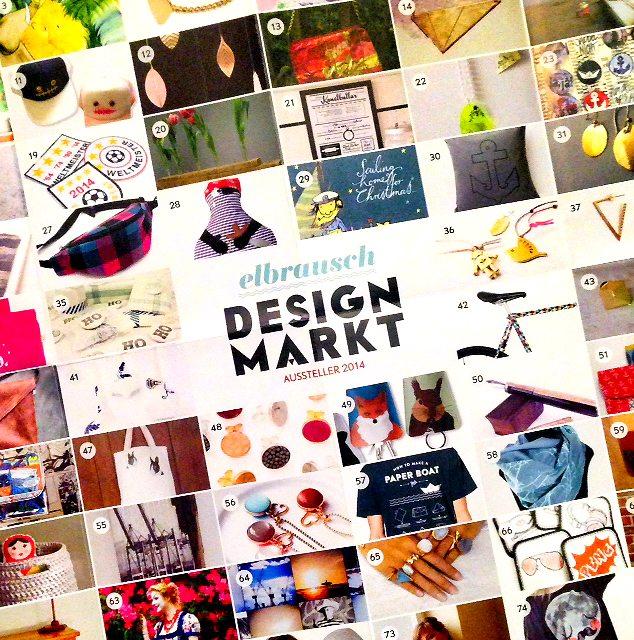 elbrausch Designmarkt 2014