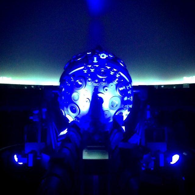 Dunkles Universum planetarium hamburg