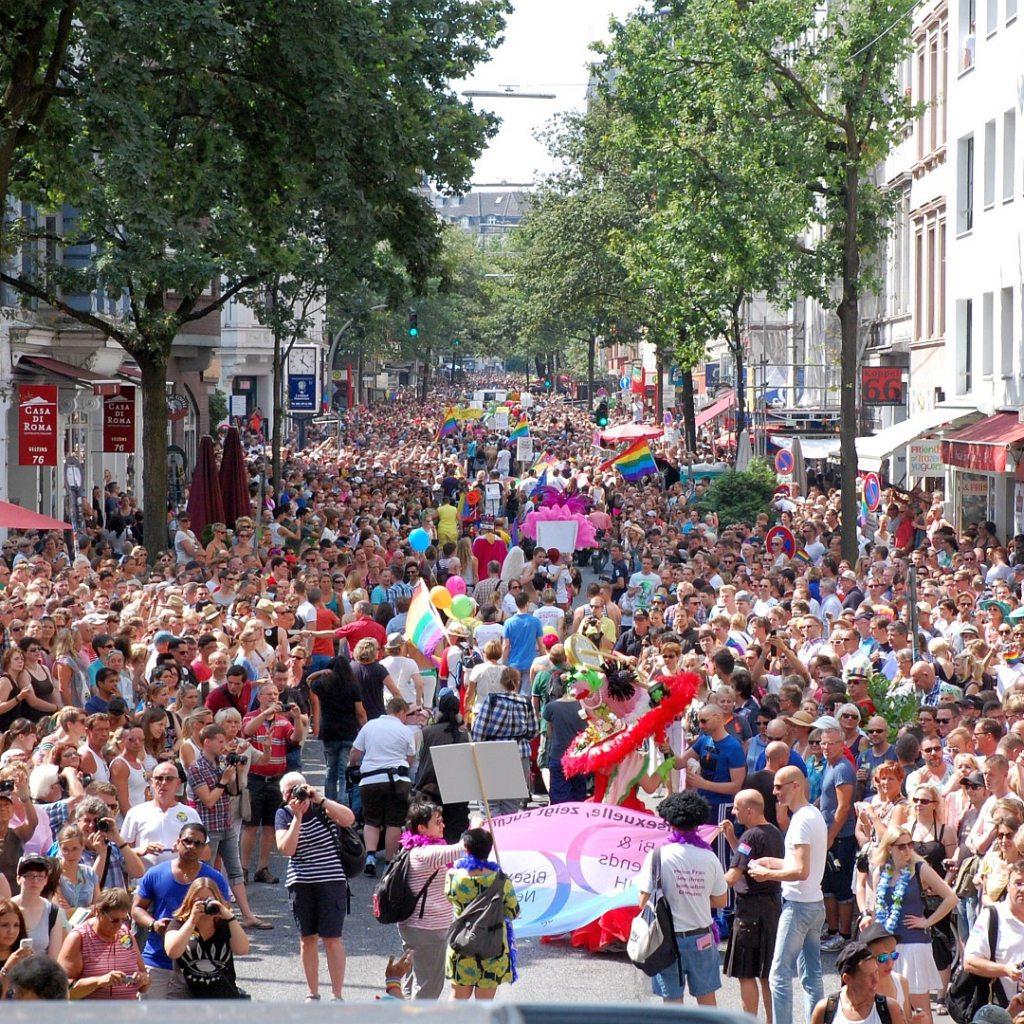 Hamburg Pride Parade