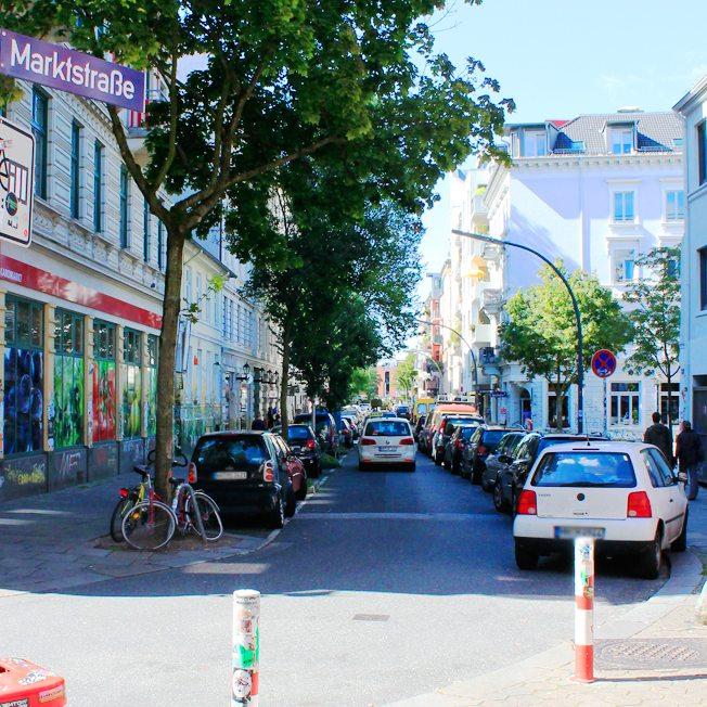 Marktstraße Hamburg