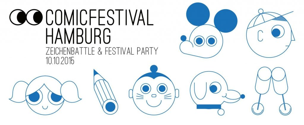 Comicfestival Hamburg