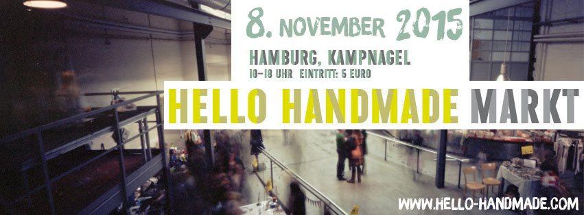hello handmade Markt 2015