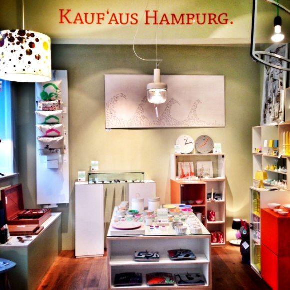 Kaufhaus Hamburg - viele tolle Souvenirs