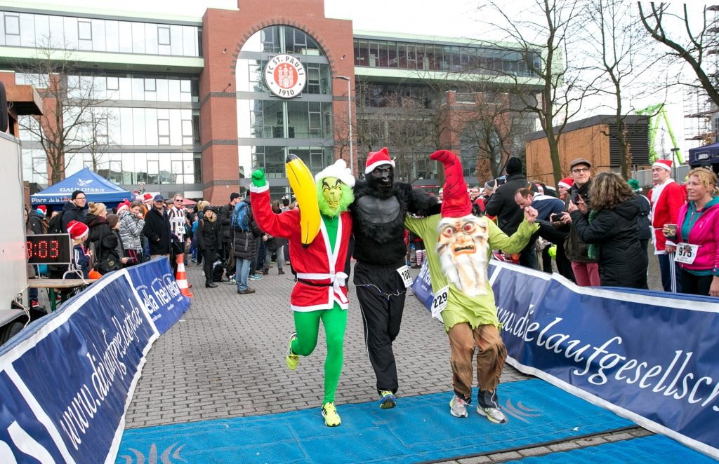 St. Pauli X-Mass-Run