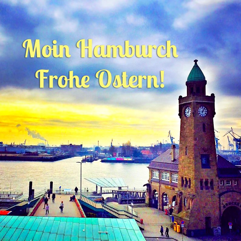 Veranstaltungstipps für das Osterwochenende in Hamburg