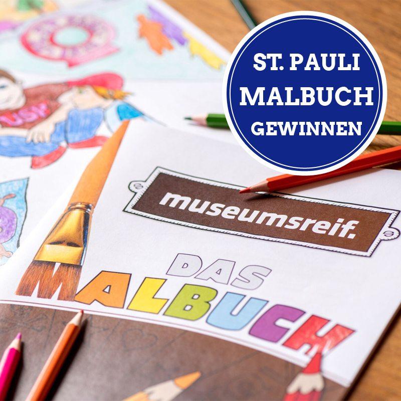 St. Pauli Malbuch