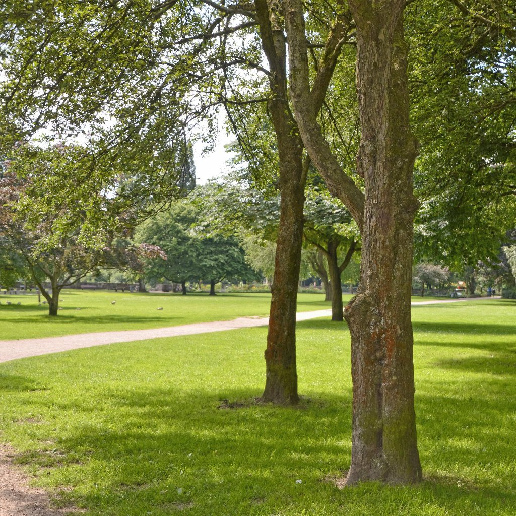 Hayns Park in Eppendorf 13