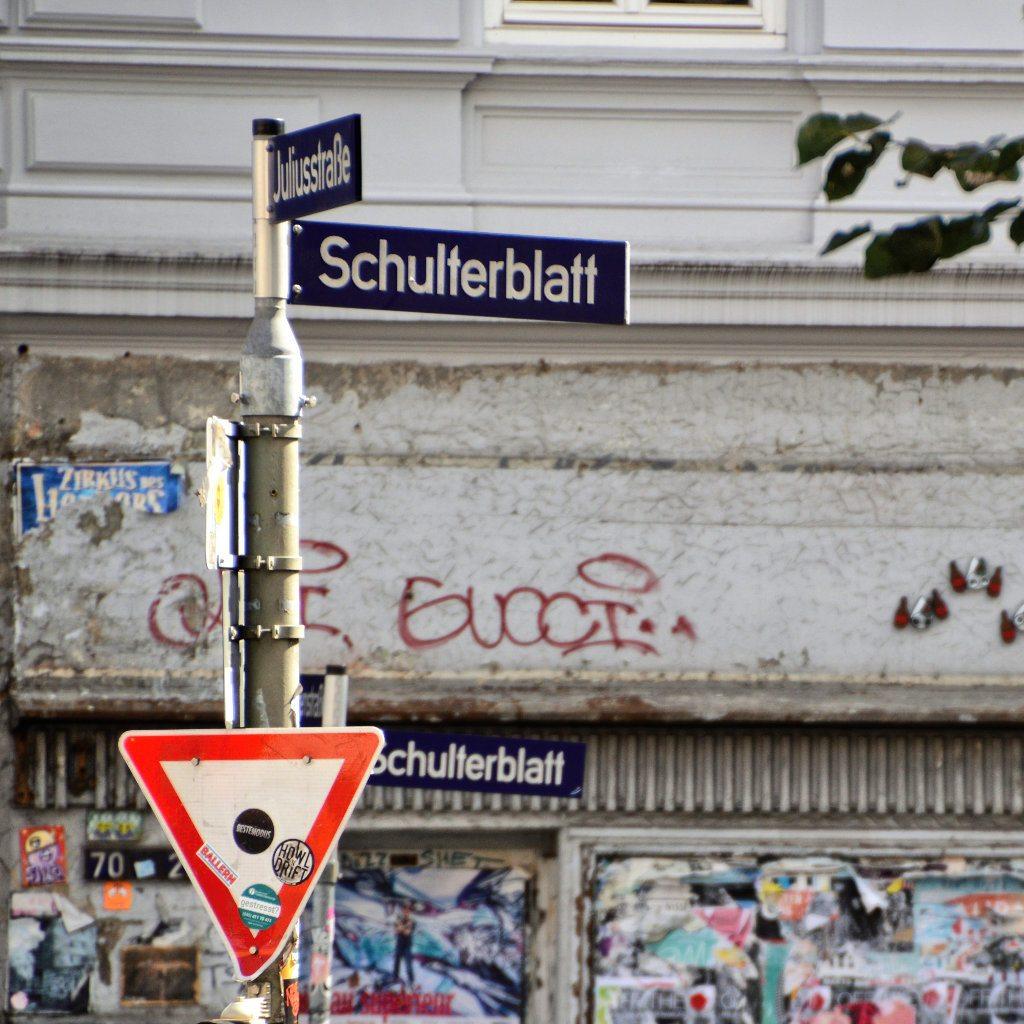 Zehn kuriose Hamburch - Strassen und ihr Bedeutung 01