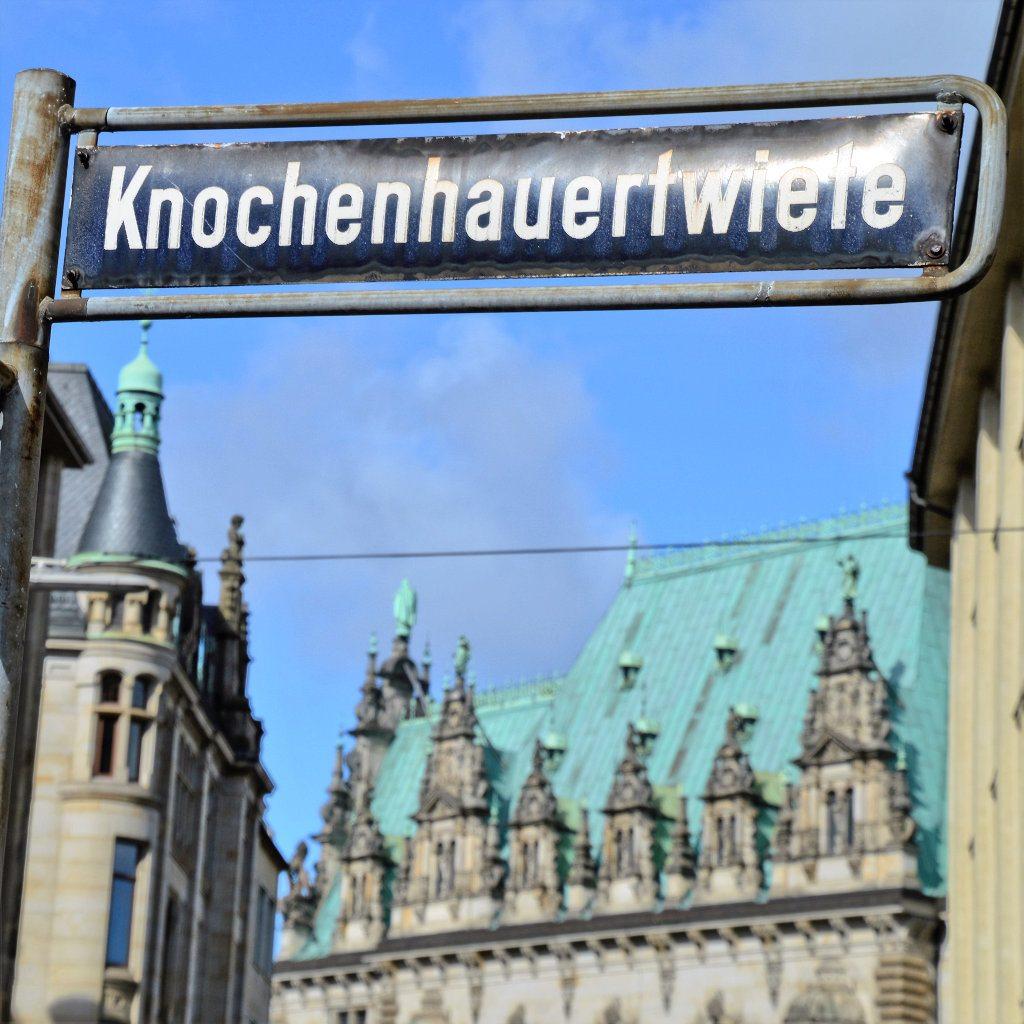 Hamburch - Strassen und ihre Bedeutung 05