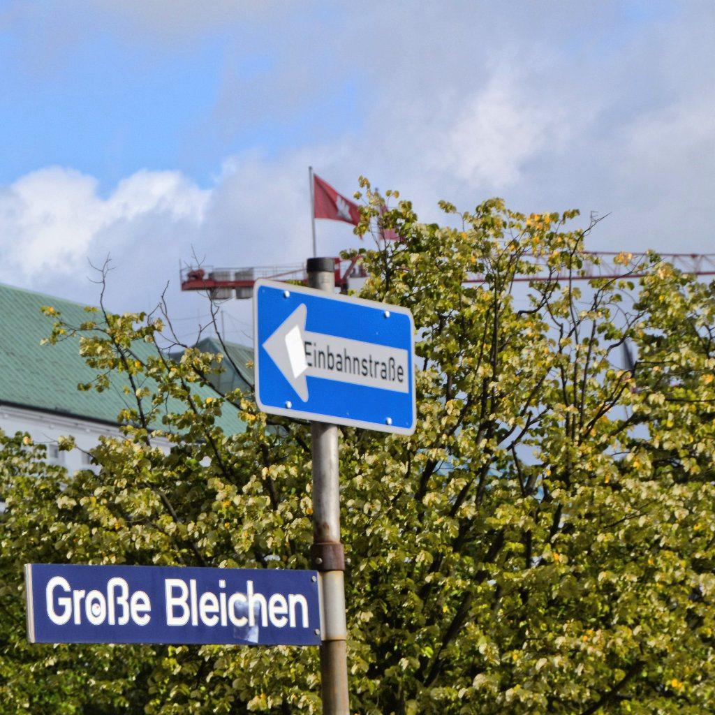 Hamburch - Strassen und ihre Bedeutung 08