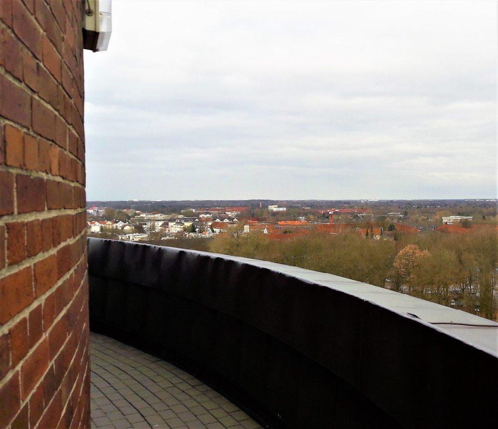 Hamburg Aussichtsplattform