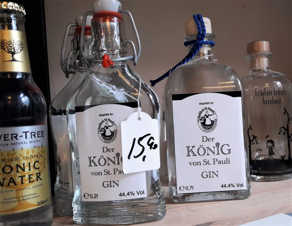 Der König von St.Pauli Gin aus Hamburg