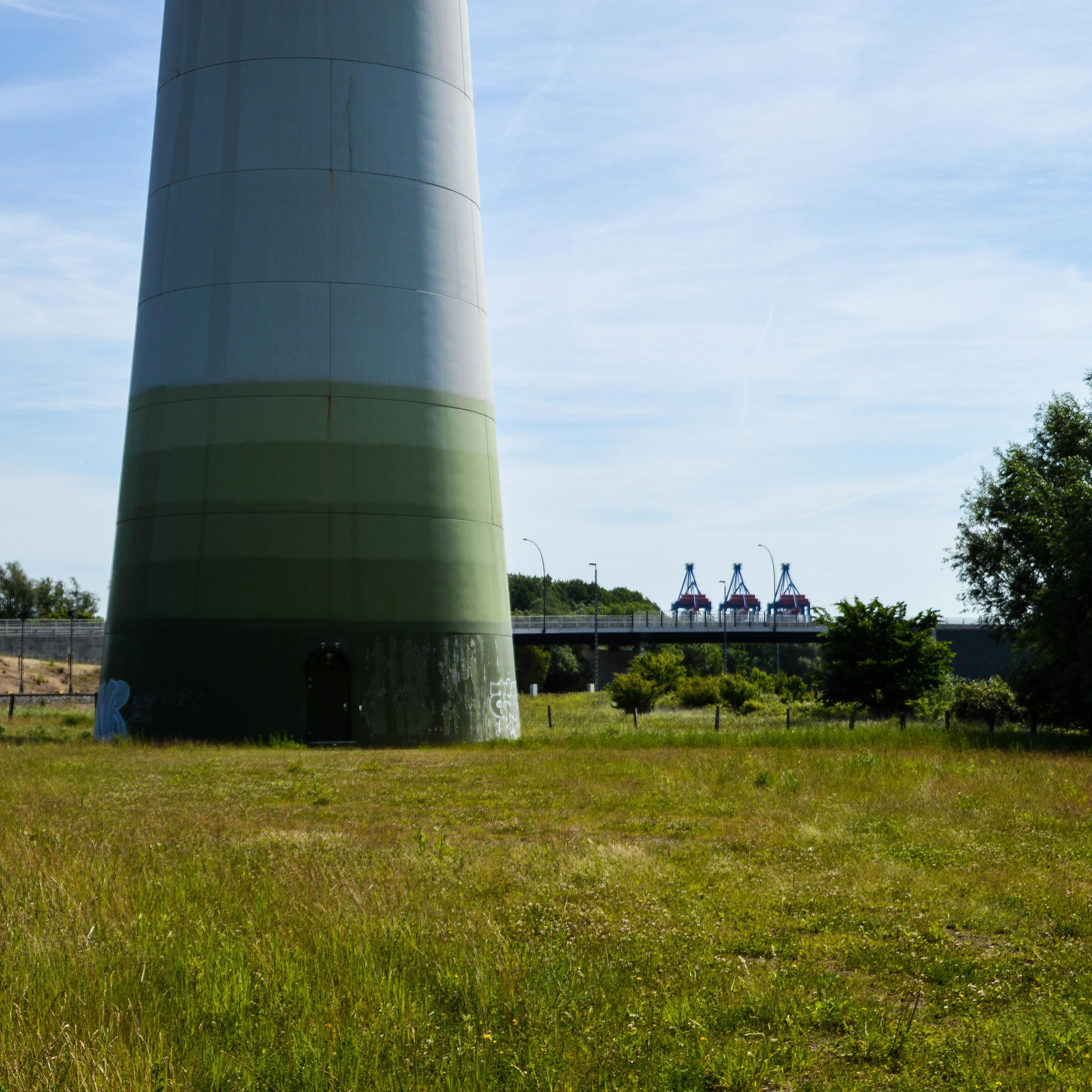 Lost Places: Altenwerder, der Stadtteil ohne Bewohner