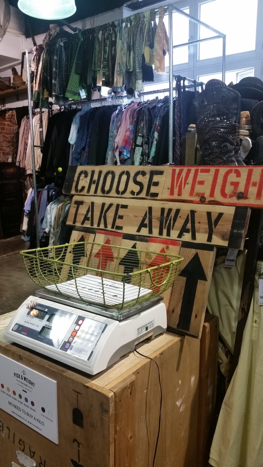 pick n weight_vintage kilo store