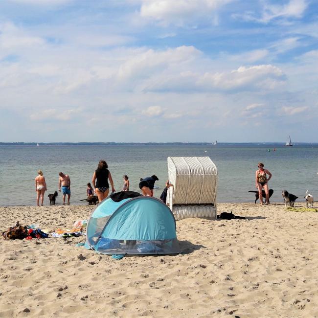 Kleine G20 Fluchten aus Hamburg an die Ostsee