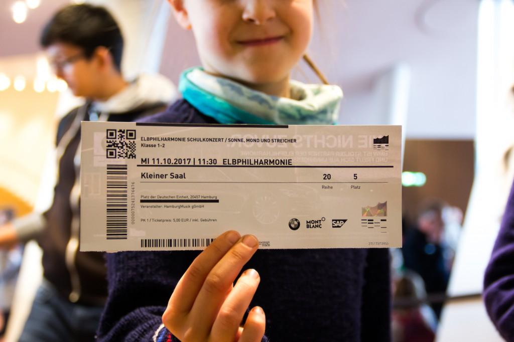 Haspa Musik Stiftung: Elbphilharmonie Schulkonzerte