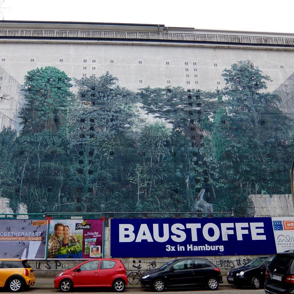 Gertigstraße, Street Art in Hamburg