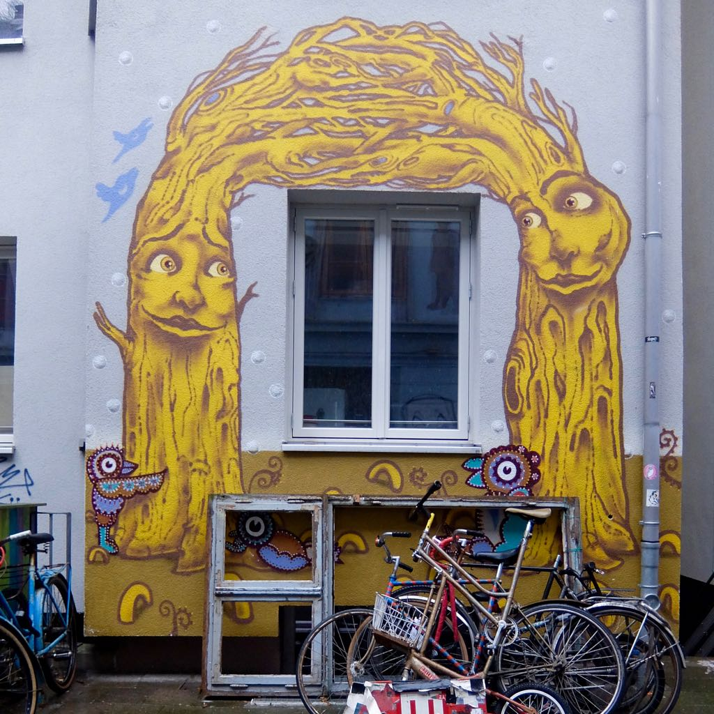 Gängeviertel, Street Art in Hamburg