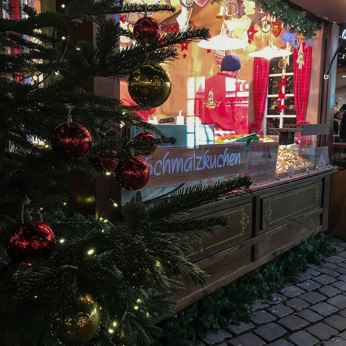 Winterwald am Gerhard Hauptmann Platz